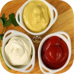 Ketchup & Mayonnaise